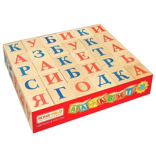Кубики Теремок (Пелси) Алфавит И670