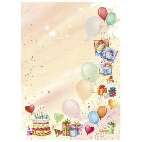 Фото - Бумага Decadry A4 Designed papers 90 г/м² 20 лист., вечеринка счетчик воды декаст бытовой вскм 90 20
