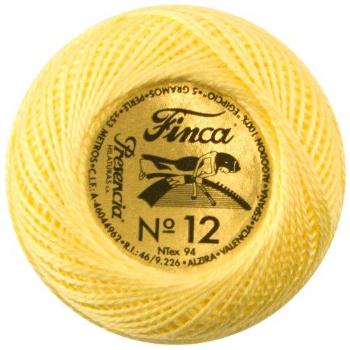 Купить Мулине Finca Perle(Жемчужное), №12, однотонный цвет 1214 53 метра 00008/12/1214, Мулине и нитки для вышивания