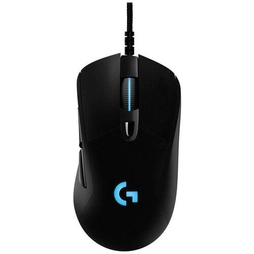 Мышь Logitech G G403 Hero, черный мышь logitech g g604 black wireless черный