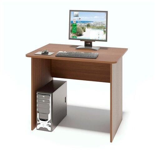 Стол компьютерный Шарм-Дизайн СП-900 орех