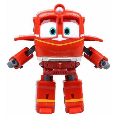 Трансформер Silverlit Robot Trains Альф 80165 красный