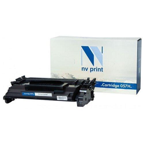 Фото - Картридж NV Print 057H для Canon, совместимый картридж nv print nv 054hm для canon совместимый