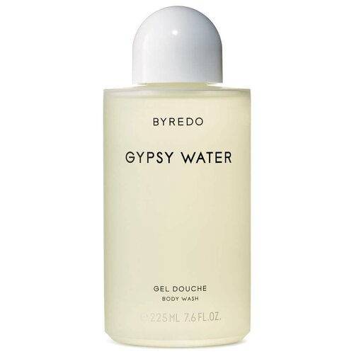 Гель для душа Byredo Gypsy water, 225 мл byredo gypsy water парфюм для волос 75мл