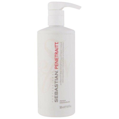Купить SEBASTIAN Professional PENETRAITT Masque Интенсивная восстанавливающая маска для волос с протеинами, 500 мл