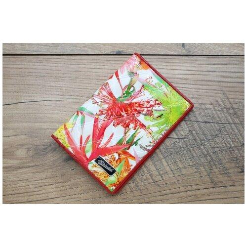 Женская кожаная обложка для паспорта Sergio Valentini СВ 8003-005/2