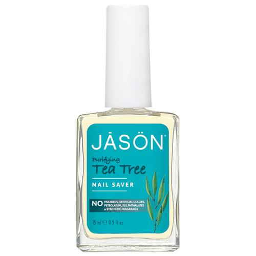 Средство для ухода JASON Purifying Tea Tree Nail Saver, 15 мл