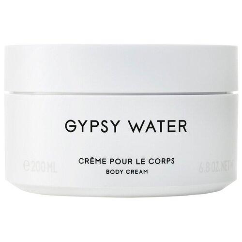 Крем для тела BYREDO Gypsy Water Body Cream, 200 мл byredo gypsy water парфюм для волос 75мл