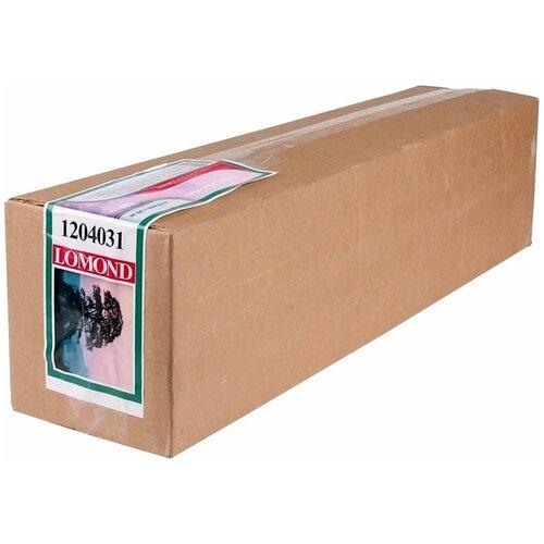 Фото - Бумага Lomond 610мм XL Glossy Paper 1204031 150г/м² 30м., белый бумага lomond a0 xl glossy paper 1204032 150 г м²
