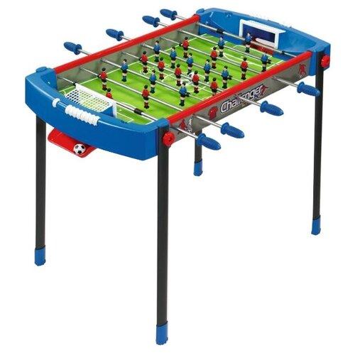 Игровой стол для футбола Smoby Челленджер 620200 черный/синий