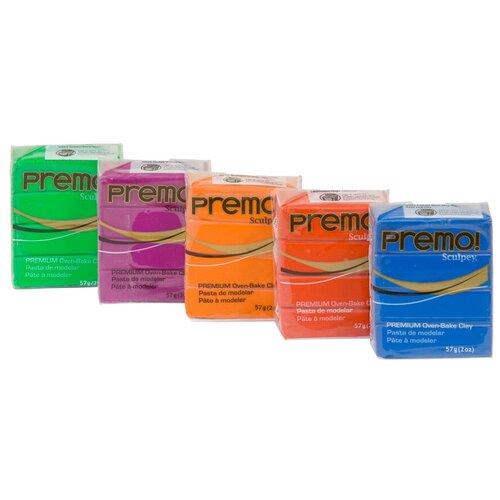Купить Полимерная глина Sculpey Premo полимерная глина PE02 57 г 5129 под серебро, Глина