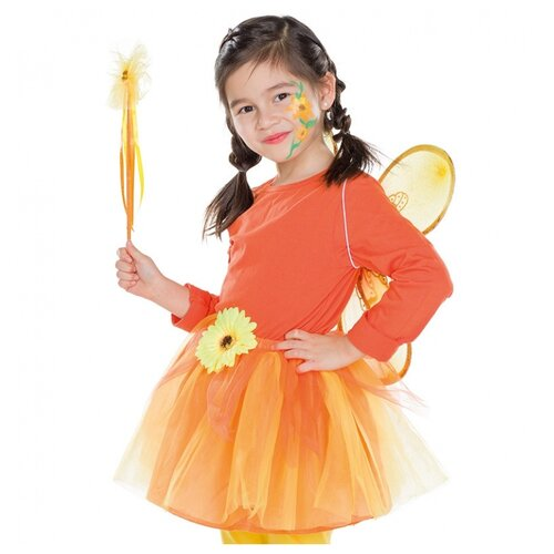 Купить Костюм солнечной феи, размер 104-116 см., RUBIE'S, Карнавальные костюмы