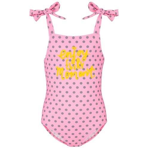 Купить AOSS21SW2BF03 Купальник слитный д/дев. Лауни 9-10 л размер 140-68-60 цвет розовый, Oldos, Белье и купальники