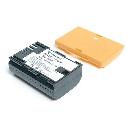 Фото - Fujimi FBLP-E6H Аккумулятор для фото-видео камер fujimi lp e17 зу аккумулятор для фото и видео камер в комплекте с зу