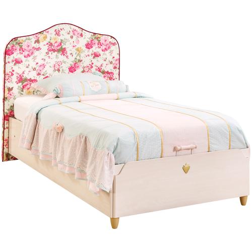 Кровать с подъемным механизмом Cilek Flora шкафы cilek купе flora