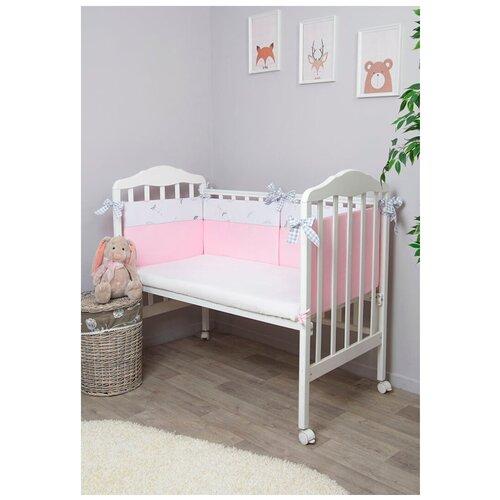 Фото - Сонный Гномик бортик Стрекоза-Егоза розовый сонный гномик бортики подушки стрекоза егоза розовый