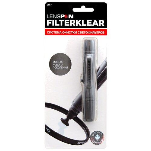 Фото - LENSPEN LFK-1 Карандаш для очистки фильтров FilterKlear, аксессуар lenspen груша hb 1