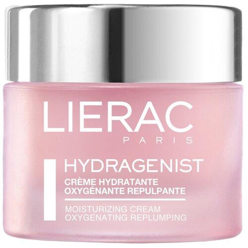 Lierac Hydragenist Moisturizing Cream Oxygenating Replumping Крем для лица кислородный увлажняющий, 50 мл недорого