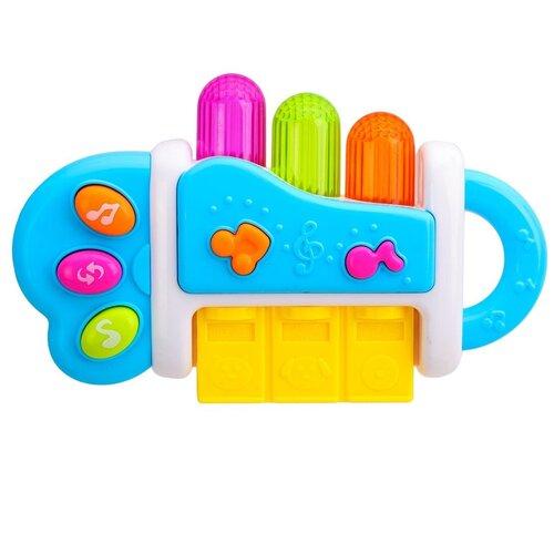 Купить Развивающая игрушка Наша игрушка Е-Нотка мультицвет, Развивающие игрушки