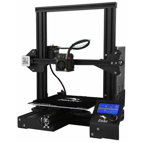 3D-принтер Creality Ender 3 черный