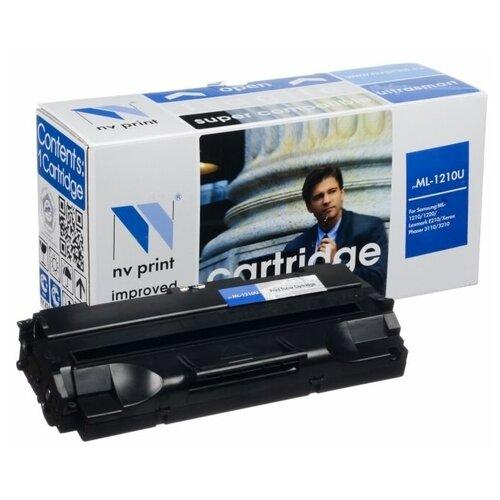 Фото - Картридж NV Print ML-1210 U для Samsung, Xerox, Ricoh, Lexmark картридж nv print ml 1210 u для samsung xerox ricoh lexmark