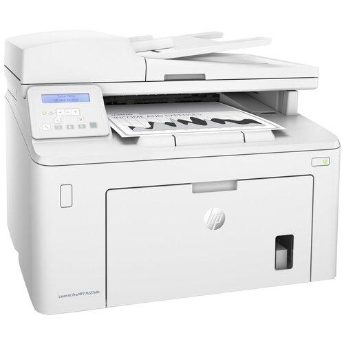 МФУ HP LaserJet Pro MFP M227sdn, белый