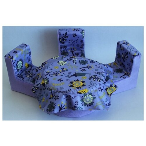 Мягкая мебель для кукол стол, 3 стула 004-28 недорого