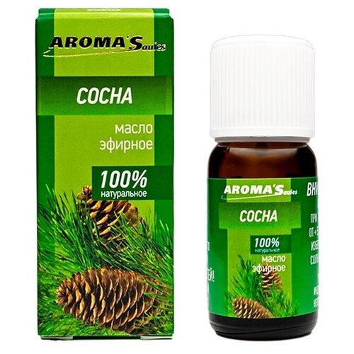 AROMA'Saules эфирное масло Сосна, 10 мл
