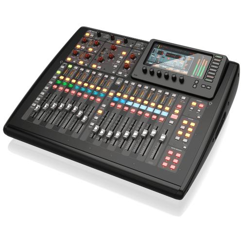 Behringer X32 COMPACT цифровая микшерная консоль - 16 программир