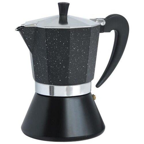 Гейзерная кофеварка Winner WR-4264 (400 мл), черный