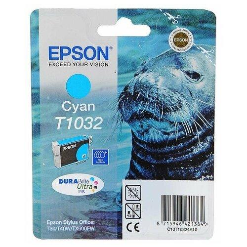 Фото - Картридж Epson C13T10324A10 картридж epson c13t10324a10