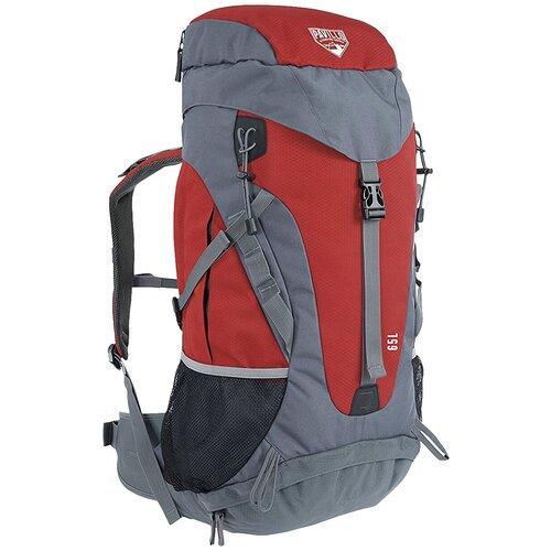 Рюкзак Bestway Dura-Trek 65 red/grey loque dura un leso