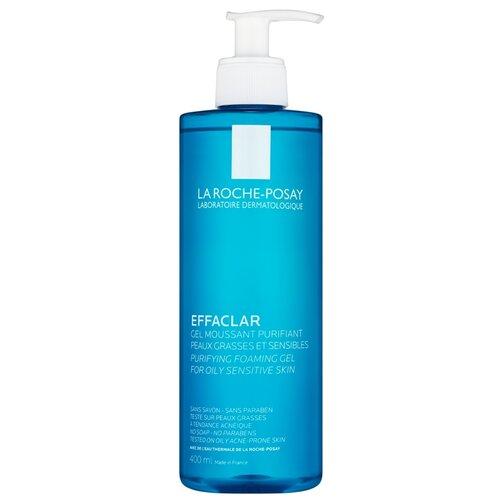 La Roche-Posay Очищающий пенящийся гель Effaclar Gel, 400 мл la roche posay vitamin c10