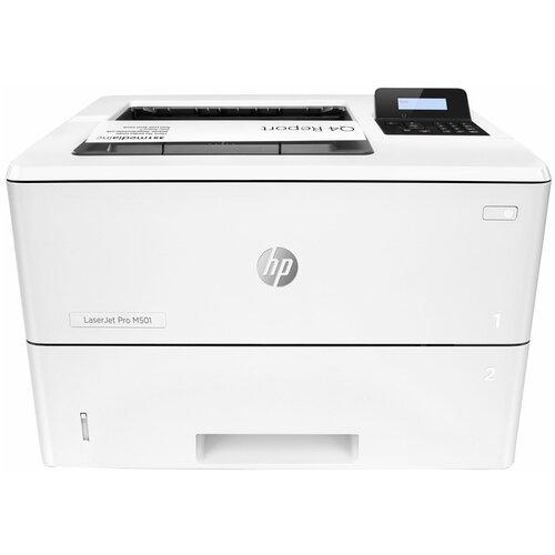 Принтер HP LaserJet Pro M501dn, белый