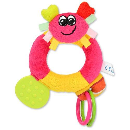 коврики для купания canpol цветной океан 5 шт 80 003 Погремушка Canpol babies мягкая, с прорезывателем, Цветной океан, 0+, форма: краб (250913032)