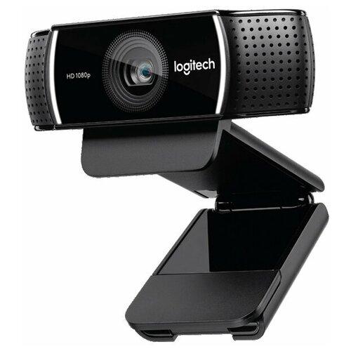 Веб-камера Logitech C922 Pro Stream, черный