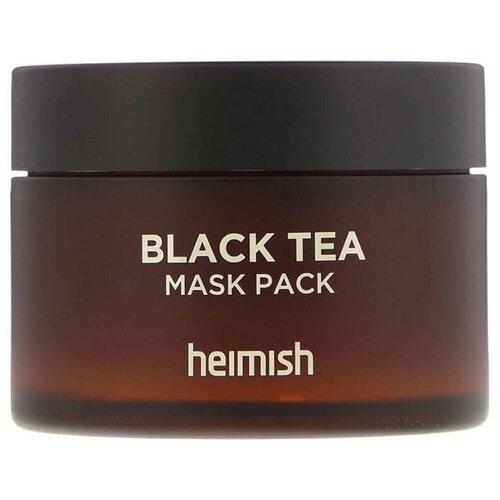 Купить Heimish Black Tea Mask Pack Лифтинг-маска с экстрактом черного чая, 110 мл