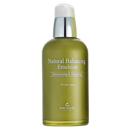 The Skin House Natural Balancing Emulsion Балансирующая эмульсия для лица, 130 мл