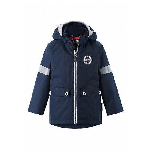 Купить Куртка Reimatec Sydvest синяя 116, Куртки и пуховики