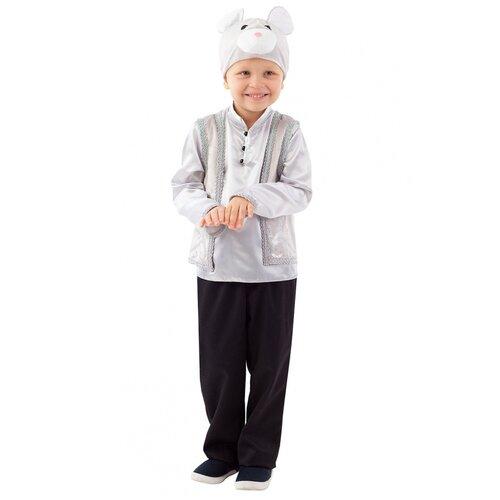 Купить Детский костюм 'Мышонок Матвей', размер 122 см., пуговка, Карнавальные костюмы