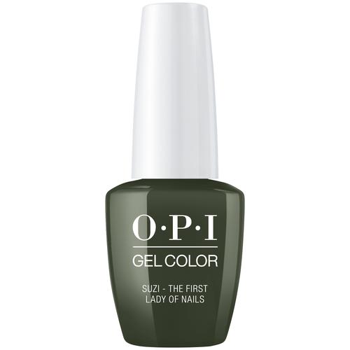 Купить Гель-лак для ногтей OPI GelColor Washington DC, 15 мл, Suzi - The First Lady of Nails