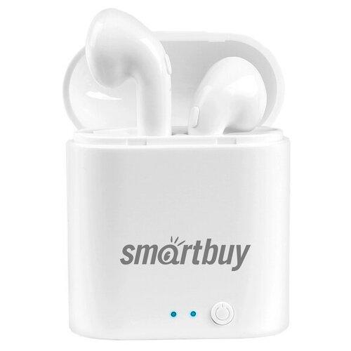 Фото - Беспроводные наушники SmartBuy i7 Mini, white наушники maverick i7 white