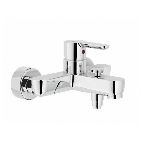 Фото - Смеситель для ванны с подключением душа NOBILI Abc AB87110/1CR однорычажный смеситель для ванны с подключением душа nobili sand sa99100cr однорычажный встраиваемый