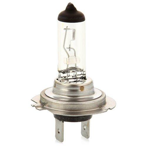 Лампа автомобильная галогенная Philips Vision +30% 12972PRC1 H7 12V 55W 1 шт. автомобильная лампа h7 55w white vision 2шт w5w 2шт philips