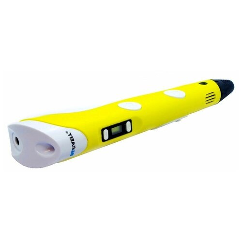 3D ручка MyRiwell RP100B желтый