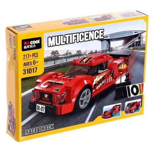 Купить Конструктор Jisi bricks (Decool) Multificence 31017, Конструкторы