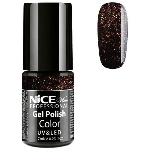 Купить Гель-лак для ногтей Nice View UV&LED, 7 мл, GL-112