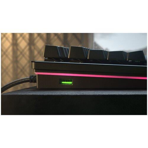 Игровая клавиатура Razer Huntsman V2 Analog (черная)