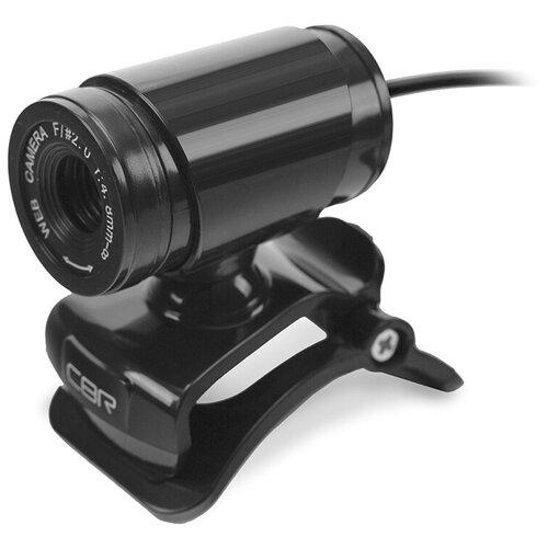 Веб-камера CBR CW 830M black