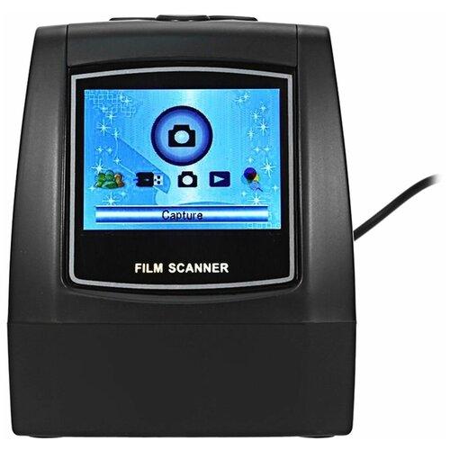Сканер ESPADA FilmScanner EC718 черный